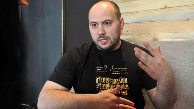 Олексій Гриценко, син Анатолія Гриценко