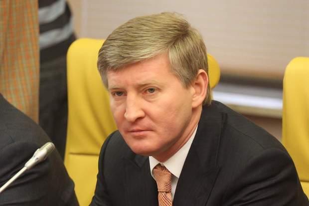 ахметов порошенко