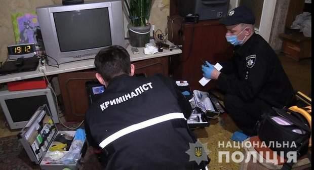 На місце вбивства виїхала слідчо-оперативна група