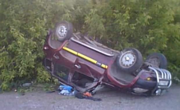 миколаїв мертвий голова сільської ради 55 років машина вбивтсво