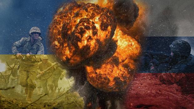 Война России против Украины