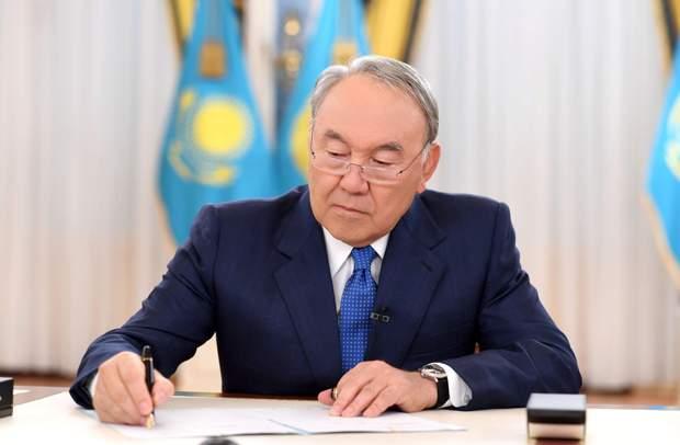 Екс-президент Казахстана