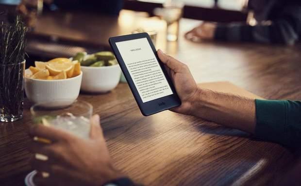 Amazon  оновила  Kindle