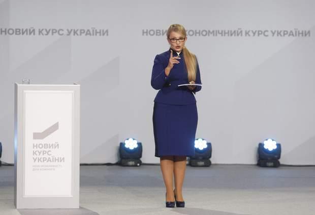 Юлія Тимошенко, стиль одягу