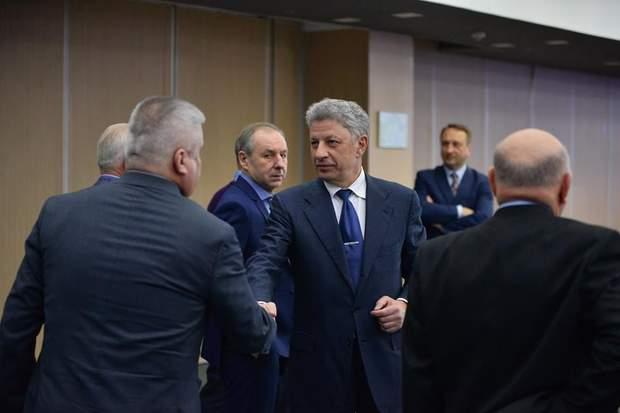 Юрій Бойко, кандидат у президенти, вибори, стиль одягу