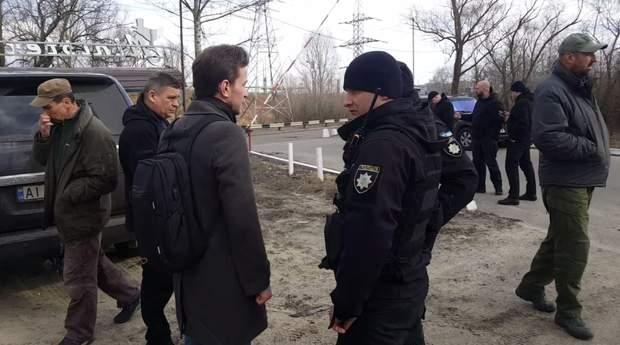 Максим Опанасенко пояснив ситуація правоохоронцям