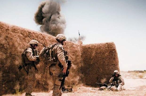 нато в афгані