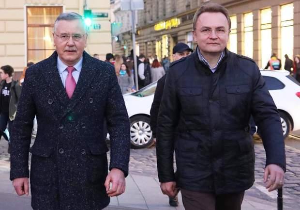 Гриценко Садовий прем'єр-міністр