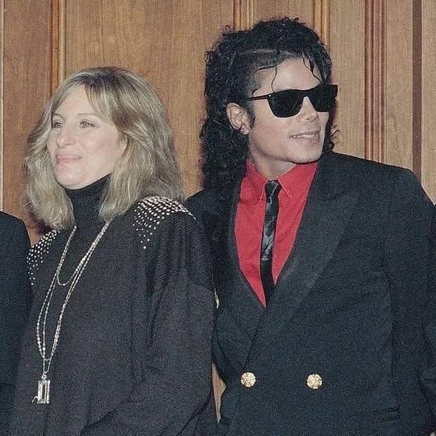 То, что с ними произошло, не убило их, – Барбра Стрейзанд прокомментировала фильм о Джексоне