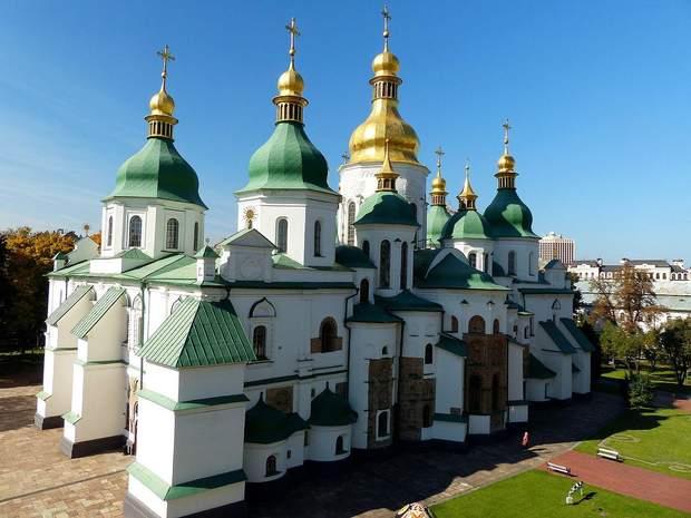 Собор Софія Київська