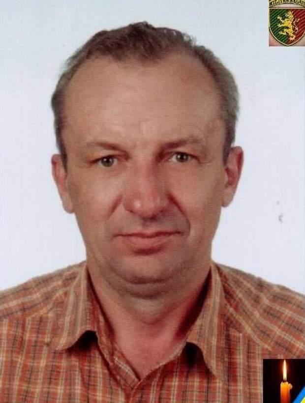 Вбитий боєць Володимир Маркевич