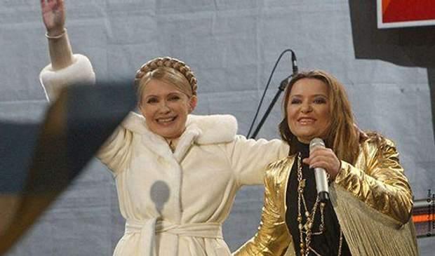 Тимошенко й могилевська
