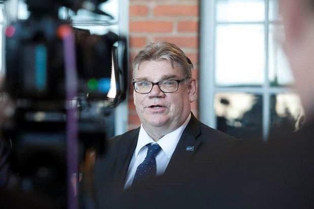 Тімо Сойні Фінляндія напад на міністра