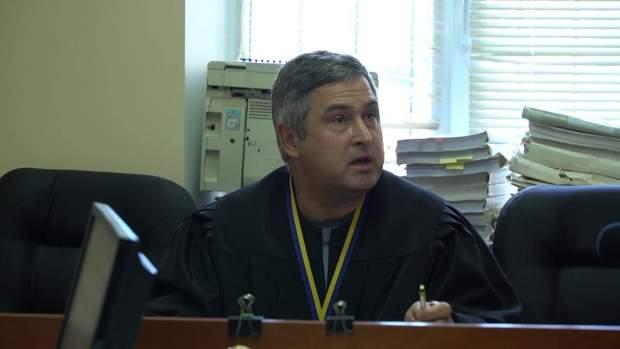 Суддя Євген Аблов