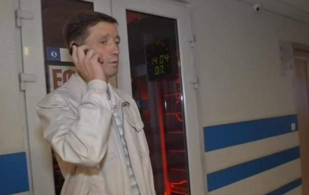 Ігор Гриб – батько політв'язня Павла Гриба