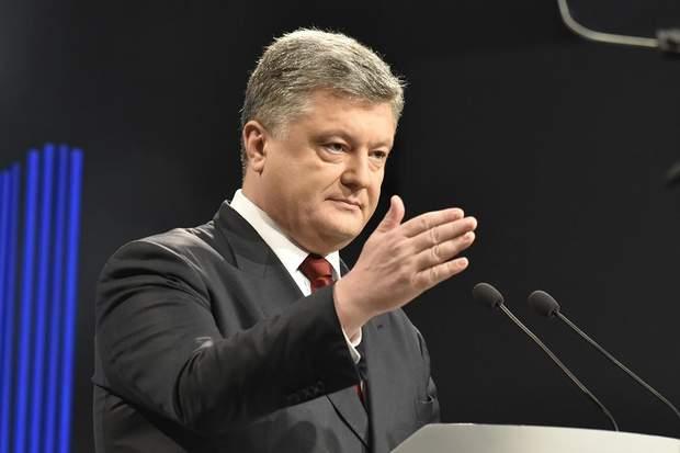 порошенко доходи вибори