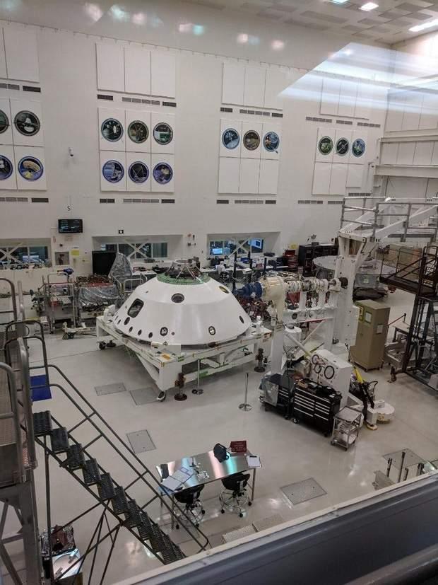 Марсохід готують для місії Mars 2020