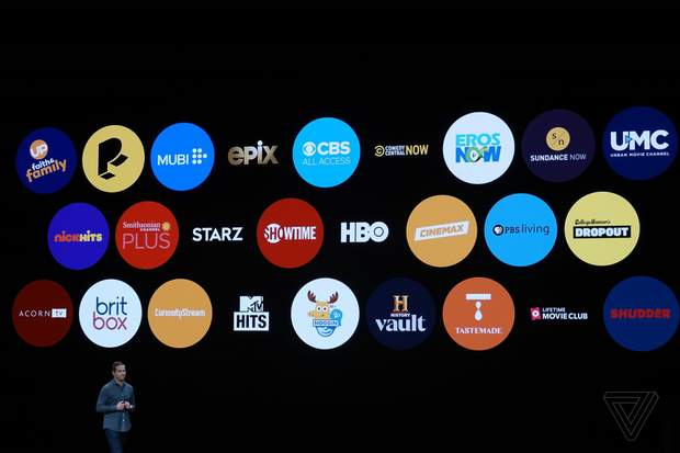 Apple TV Channels