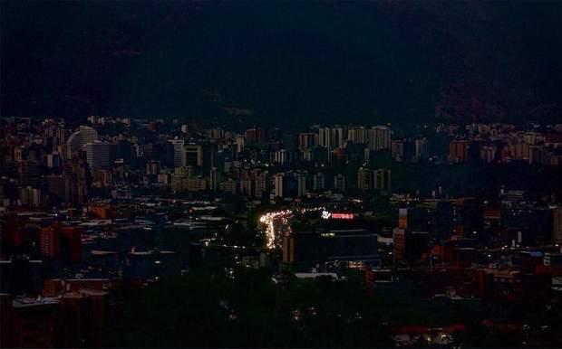 Венесуела без світла