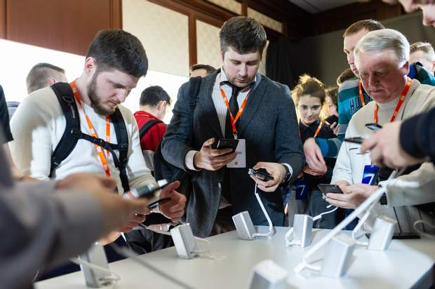Презентація нових смартфонів Xiaomi у Києві: