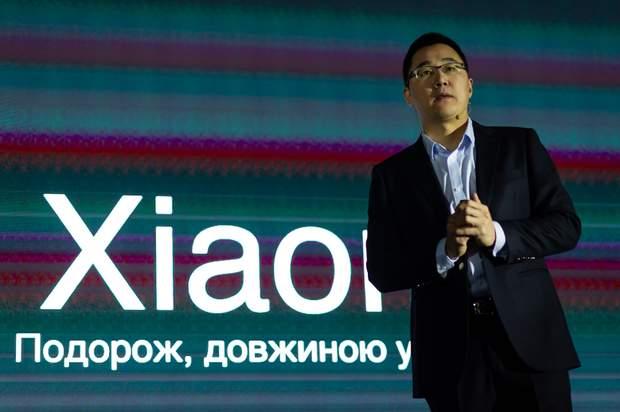 Презентація нових смартфонів Xiaomi у Києві