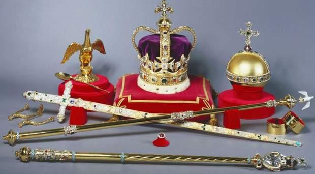королівські регалії Великої Британії