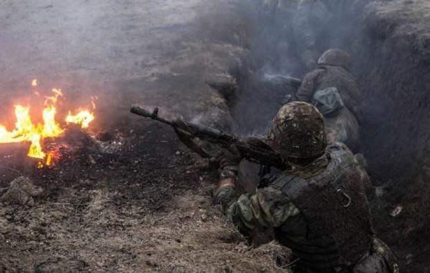 Обстріл біля Майорська