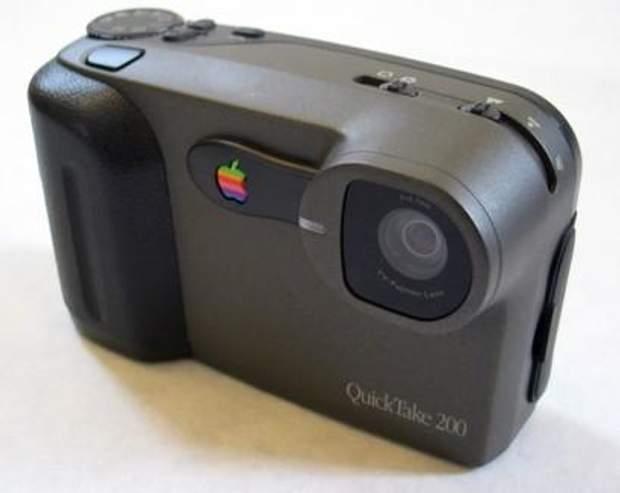 Перший фотоапарат
