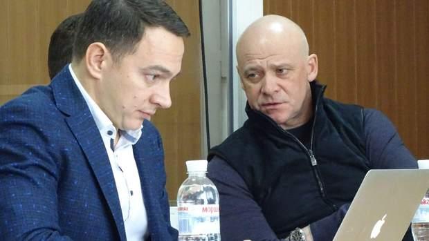 Суд у справі Труханова