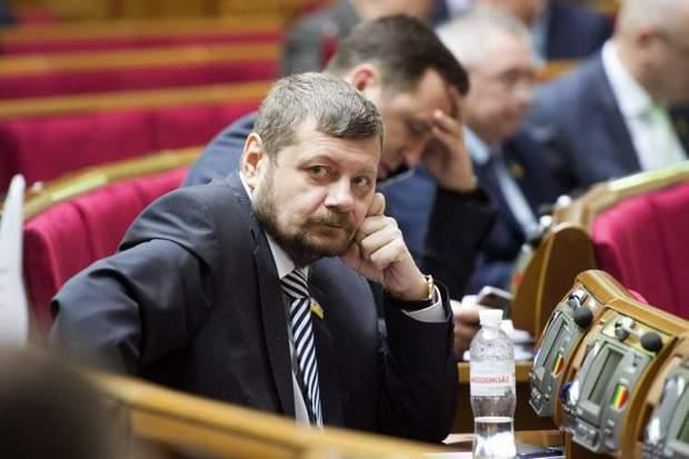 Народний депутат Ігор Мосійчук