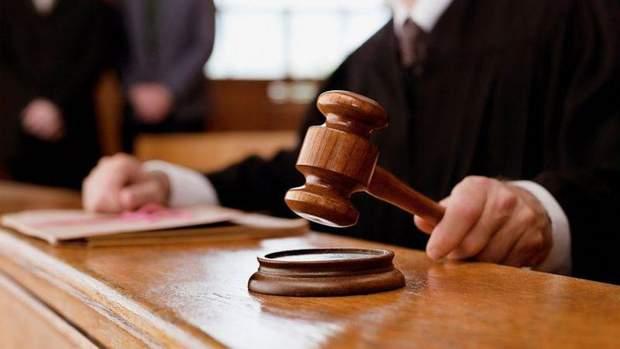 суди, результати виборів, вибори президента