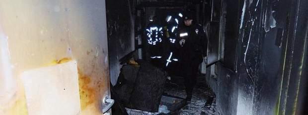 Рятувальники змогли локалізувати пожежу
