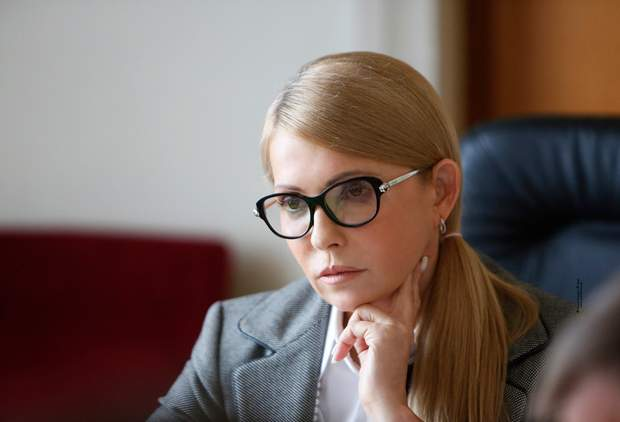 тимошенко порошенко