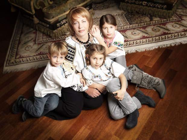 Катерина Ющенко, діти Ющенка, родина президента Ющенка