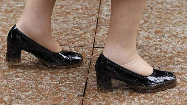 туфлі королеви