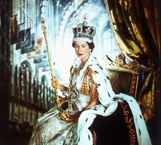 коронація єлизавета 2