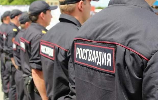 росгвардія путін кремль