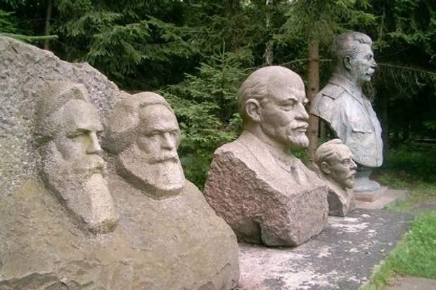 сталін ленін грутас