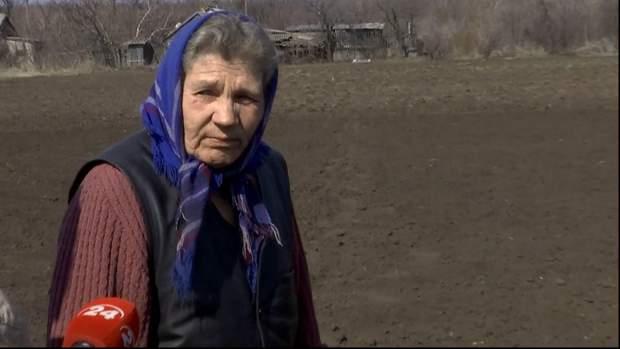 Бойовики обстріляли мирних мешканців у селі Травневе