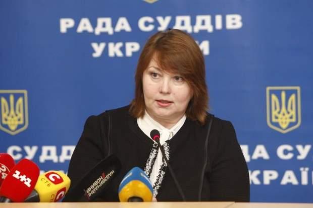 Валентина Сімоненко