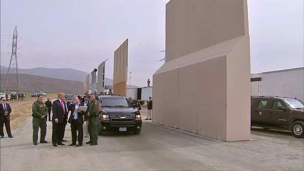 Стена Трампа