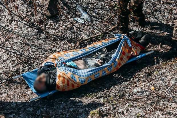 Труп чоловіка знайшли поблизу залізничного мосту на вулиці Жмеринській