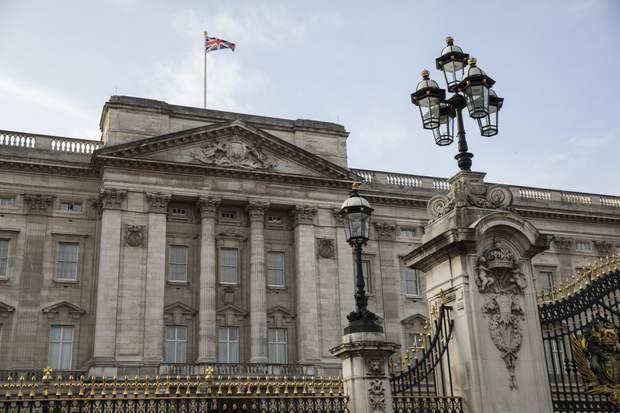 Букінгемський палац Лондон Великобританія