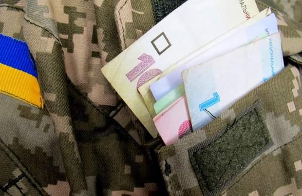 Зарплати зросли у бійців ООС військові патрульна поліція