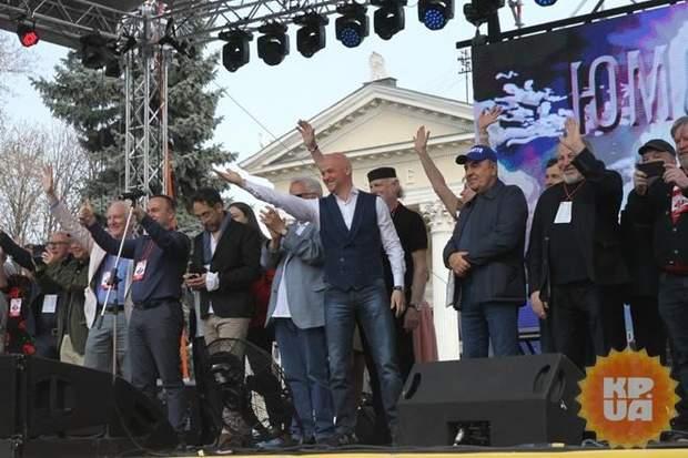 Парад Гуморини-2019 в Одесі