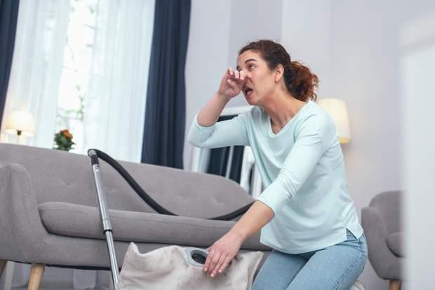 Використовуйте пилосос з НЕРА-фільтрами, якщо у вас алергія на пил