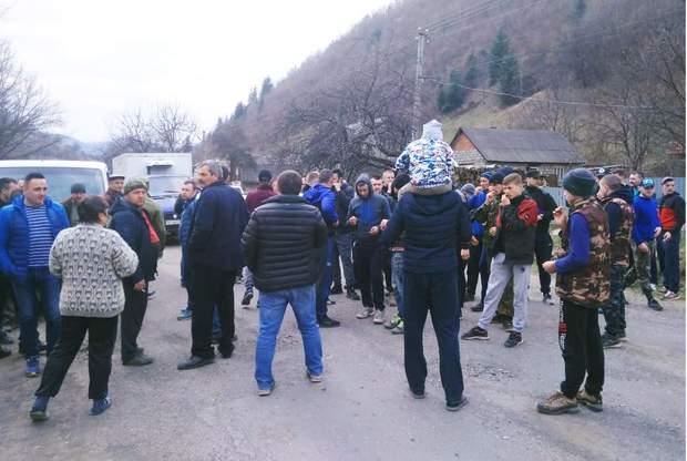 Закарпаття кордон з Румунією ДПСУ провокації протести