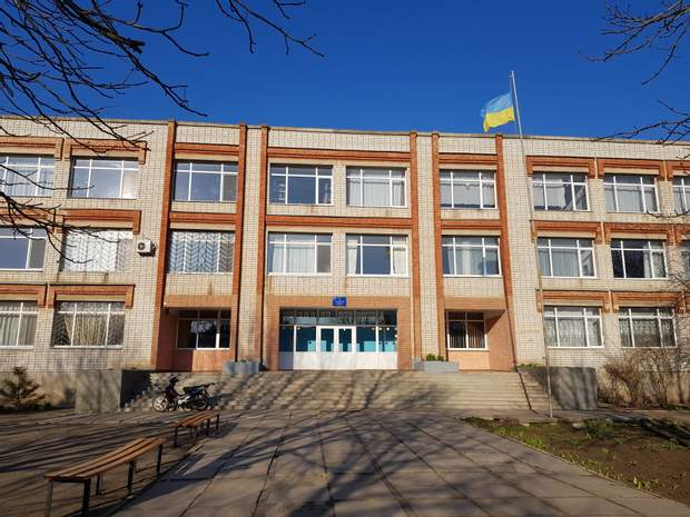У школі навчається понад 500 дітей