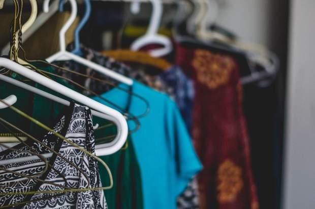 одяг гардероб