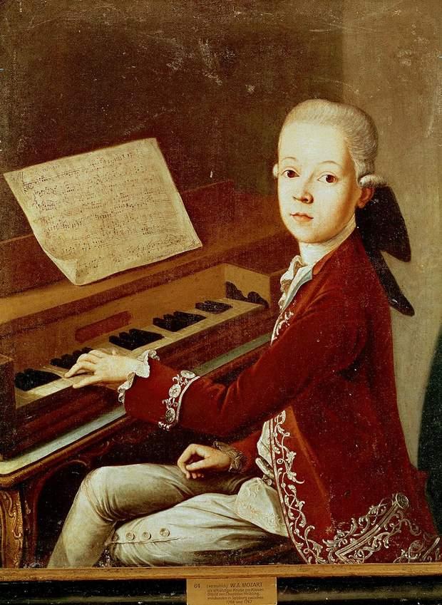 Будинок Лондон Моцарт